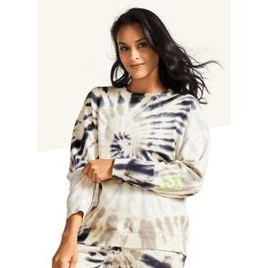 NWT Peloton Tie Dye Crewneck Pullover Sweatshirt